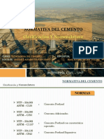 Normativa Del Cemento2