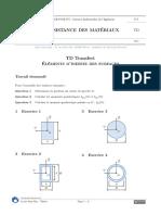 [Rdm][TD]Moments Quadratiques
