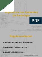 Arquitetura Em Radiologia