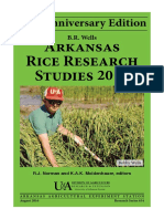 Arkansas Rice Research Study 2015