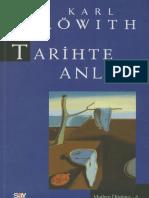 Karl Löwith - Tarihte Anlam
