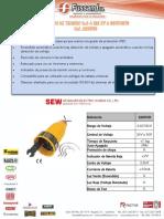 Detector de Tension 6.6 a 132 Kv a Contacto Ref 220hvd