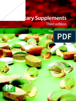 Dietary Supplements, 3rd Edition