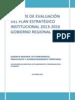 Informe Evaluacion Pei 12015 PIURA