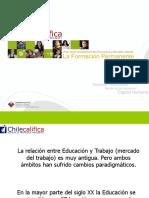 Educacion y Mercado Laboral