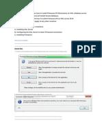 PRimavera SQL