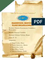 Diagnostico Objetivos y Planeacion Organizacional