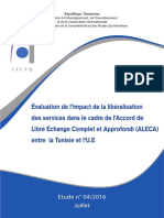 Evaluation Impact Services Aleca