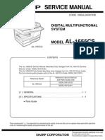 sharp service manual al1530 1631 1641 1645 rh es scribd com Sharp Al 1631 Manual PDF Sharp Al 1631 Copier Machine