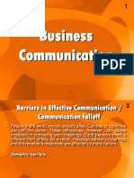 Business Communication - EnG301 Power Point Slides Lecture 05