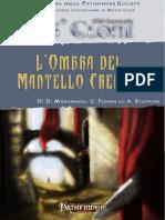 [PFRPG][ITA] L'Ombra Del Mantello Cremisi
