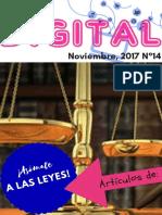 Asómate Univo noviembre 2017 especial Asómate a las leyes