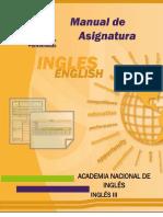 17031 Ma Inglés III