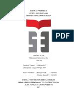 (ITTelkom PWT) Laporan Praktikum Antena Propagasi Modul I - III