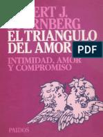 LIBRO Sternberg Robert El Triangulo Del Amor (1)