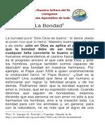 la Bondad 2
