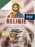Manual clasa a 10-a religie