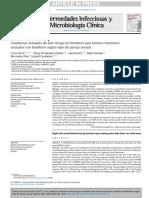 enfermedades infecciosas y microbilogía clínica