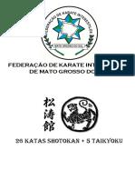 Federação de karate