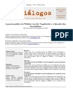 ALMEIDA, C. C., GALLINDO da SILVA, D.,  A poesia política de Walther von der Vogelweide e a Questão das Investiduras.pdf