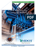 Structural welding manual