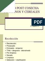 Post Cosecha de Cereales (1)