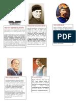 Personajes Ilustres Tacna