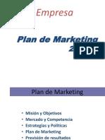Plan de Marketin - En Blanco