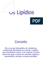 lipídeos