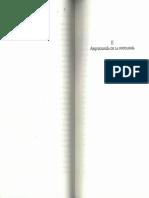 Agamben - El Uso de Los Cuerpos Cap II Arqueología de La Ontología