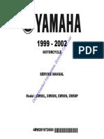 1999-02 CW50 Service Manual