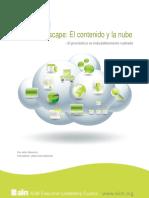Libro Blanco AIIM Trendscape El Contenido y La Nube 2013