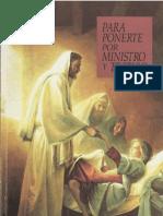 8740791 Para Ponerte Por Ministro y Testigo Guia de Estudio Sac de Melqu No 2