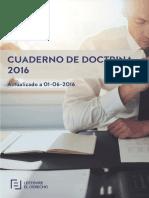 eBook Cuaderno de Doctrina 2016 1
