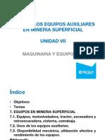 Maq. y Equipo Minero Modulo Vii