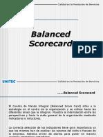Present Ac i on Balanced Scorecard