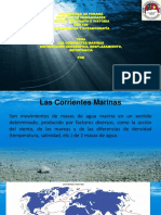 Corrientes Marinas