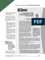 Nuevas Reglas para la emisión del Informe Fundamentado en el marco de las investigaciones por la comisión de Delitos Ambientales
