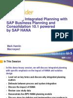 FINEU2015 Hamlin Achievingintegratedplanning BPC