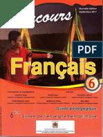 Parcours de Francais 6 AEP