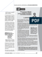 Apuntes acerca de la tipificación de infracciones y sanciones ambientales aplicable a los prestadores de los servicios de Saneamiento