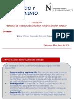 Cap III Estudios de viabilidad economica de evaluacion Minera.pptx