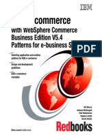 IBM Redbook B2B eCommerce with Websphere Commerce Besiness Ed V5.4 Patterns for e-business Series.pdf