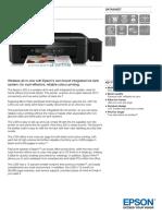 Epson L355 Datasheet