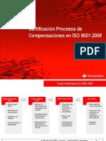 Certificación ISO 9001   Reunión Trimestral 3T2014.pptx