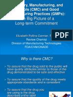 CMCsandGMPs