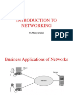 1-Introduction to Networking