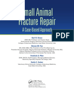 Small Animal Fracture Repair a Case-Based Approach