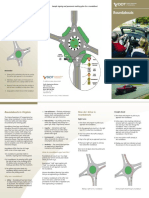 Roundabout brochure