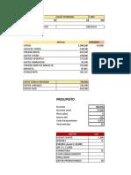 Excel Del Trabajo